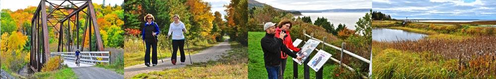 Trail photos