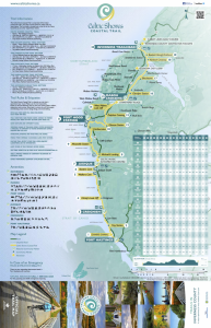 Celtic Shores Coastal Trail General Map